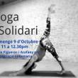Classe de ioga solidari en benefici del centre d'Atenció Precoç a Oruro