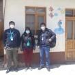 Professionals d'atenció precoç del departament de salut d'Oruro es desplacen al CRAP